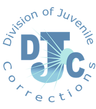 Division of Juvenile Corrections (DJC) logo